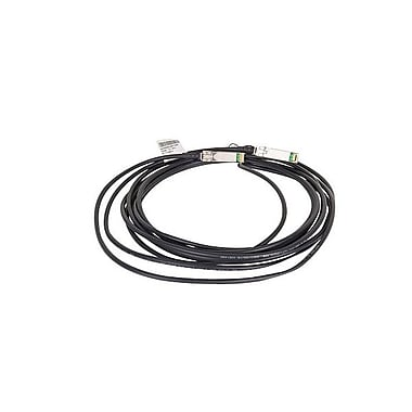 HP® SFP+/SFP+ Network Cable, 16.40'