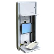 Ergotron® Styleview® 60-595-062 Vertical Lift Enclosure