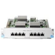 HPMD – Module d'extension J9546A pour commutateurs E5400/E8200 de la série ZL, 8 ports