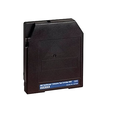 IBM® Economy Native Tape Cartridges with Color Label and Initialized, 60/180GB