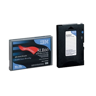 IBMMD – Cartouche de données SLR60, 30/60 Go