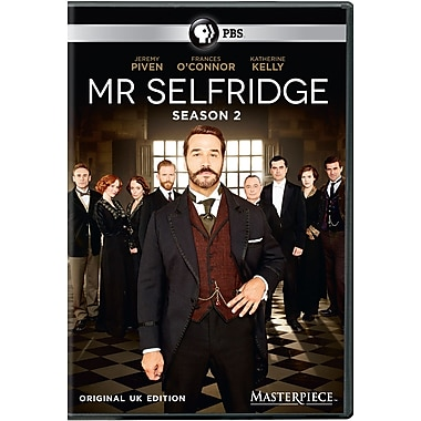 Mr. Selfridge: Season 2 (DVD)