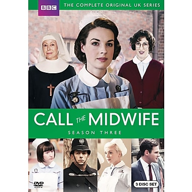 Call the Midwife: Season 3 (DVD)