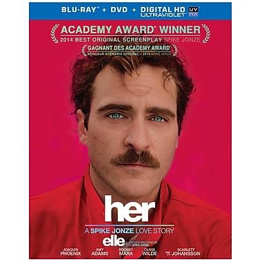 Her (Blu-ray/DVD)