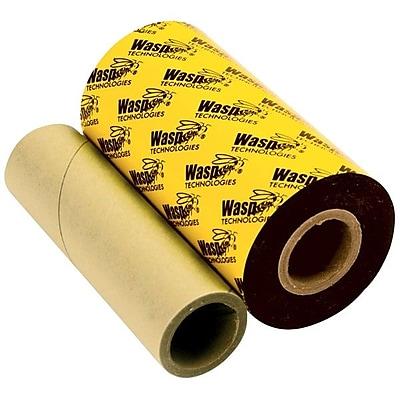Wasp® Premium WPR Wax-Resin Barcode Ribbon For WPL 305/606 Label Printer, 2.16