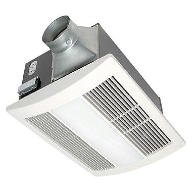 Panasonic WhisperWarm 110 CFM Bathroom Fan/Heat/Light Combination