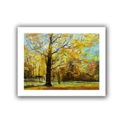 "ArtWall ""Shades of Autumn"" Unwrapped Canvas Arts By Michael Creese"