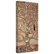 "ArtWall ""Water Snakes"" Gallery Wrapped Canvas Arts By Gustav Klimt"