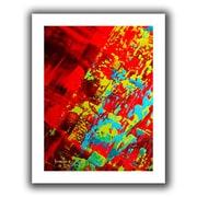 "ArtWall ""Springtime Celebration"" Flat Unwrapped Canvas Art By Byron May, 18"" x 24"""