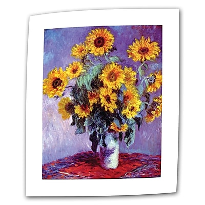 Antonio Raggio 'Irises' Gallery-Wrapped Canvas, 24'' x 36''