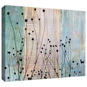 "ArtWall ""Dark Silhouette II"" Gallery Wrapped Canvas Arts By Cora Niele"