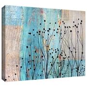"""ArtWall """"Dark Silhouette III"""" Gallery Wrapped Canvas Arts By Cora Niele"""