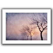 """ArtWall """"Early Morning"""" Flat Unwrapped Canvas Art By Cora Niele, 16"""" x 24"""""""