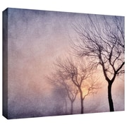 "ArtWall ""Early Morning"" Gallery Wrapped Canvas Arts By Cora Niele"