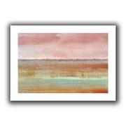 "ArtWall ""Landscape Autumn"" Unwrapped Canvas Arts By Cora Niele"