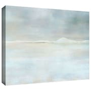 """ArtWall """"Landscape Snow"""" Gallery Wrapped Canvas Arts By Cora Niele"""