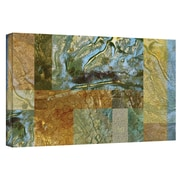 "ArtWall ""Splendour"" Gallery Wrapped Canvas Arts By Cora Niele"