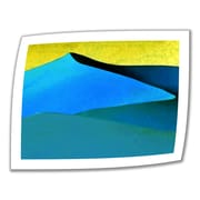 """ArtWall """"Evening at The Dunes"""" Unwrapped Canvas Art By Linda Parker, 24"""" x 32"""""""