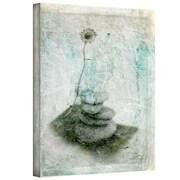 "ArtWall ""Little Zen Arrangement"" Gallery Wrapped Canvas Arts By Elena Ray"