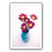 "ArtWall ""Modern Flowers"" Unwrapped Canvas Art By Elena Ray, 12"" x 18"""