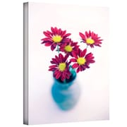 """ArtWall """"Modern Flowers"""" Gallery Wrapped Canvas Art By Elena Ray, 32"""" x 48"""""""