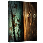 "ArtWall ""Wood and Nail"" Wrapped Canvas Art By Mark Ross, 36"" x 48"""