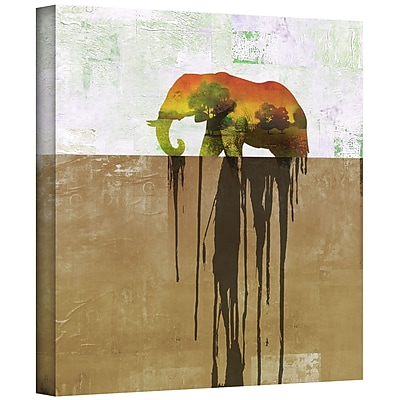 "ArtWall ""Dissolve II"" Gallery Wrapped Canvas Art By Greg Simanson, 24"" x 24"""