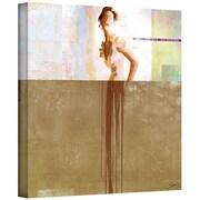 "ArtWall ""Dissolve III"" Gallery Wrapped Canvas Art By Greg Simanson, 18"" x 18"""