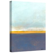 """ArtWall """"Big Sky Country I"""" Gallery Wrapped Canvas Arts By Jan Weiss"""