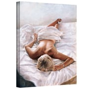 """ArtWall """"Dappled and Drowsy"""" Gallery Wrapped Canvas Arts By John Worthington"""