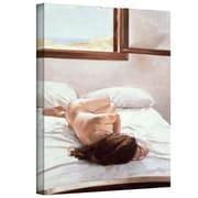 """ArtWall """"Sea Light on Your Body"""" Gallery Wrapped Canvas Arts By John Worthington"""