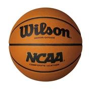 "Wilson® NCAA Composite Basketball, 29 1/2"""