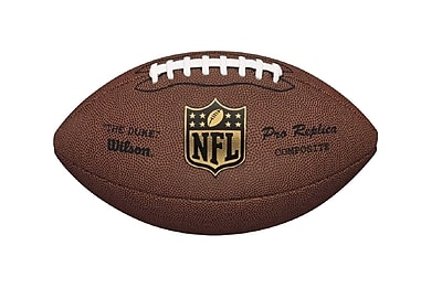 Wilson® NFL® Pro Replica Game Football