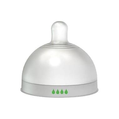 Reliabrand™ Adiri® Nxgen® Stage 3 Fast Flow Nurser Nipple For 9+ Months Infant, White
