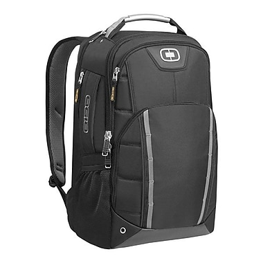 OGIO® Axle Airport-friendly Laptop Backpack, Black
