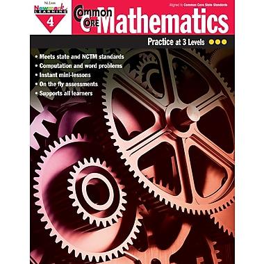 Newmark Learning Common Core Mathematics Practice, Grade 4
