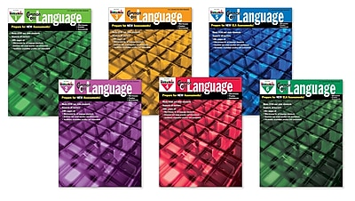 Newmark Learning Common Core Practice Language Set