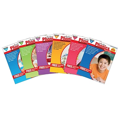 Newmark Learning Intervention Activities Grade K-5 Set, Phonics