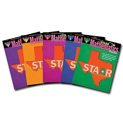 Newmark Learning Staar, Mathematics Practice Set