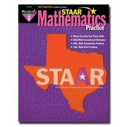 Staar Mathematics Practice by Newmark Learning