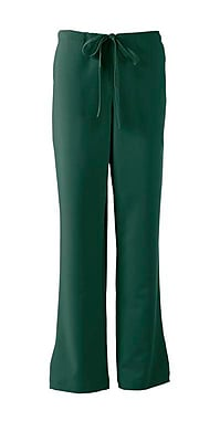 Melrose AVE.™ Combo Elastic Waist Ladies Scrub Pant, Hunter, XL