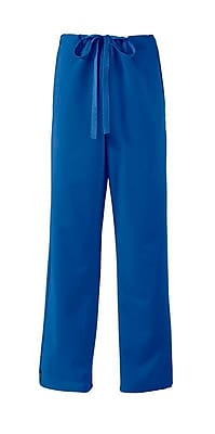 Newport AVE.™ Unisex Drawstring Scrub Pant, Royal Blue, LT