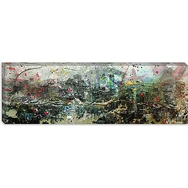 iCanvas Montreal, Canada Panoramic Graphic Art on Canvas; 16'' H x 48'' W x 1.5'' D