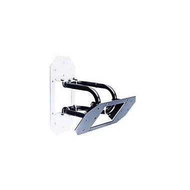 Peerless-AV Radial Cube Speaker Mounts for up to 75 lb Commercial Loudspeakers; Black