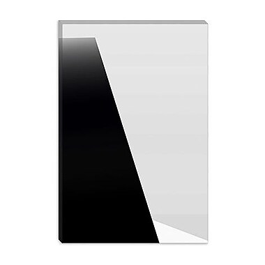 iCanvas Modern Primary Atmospheres Graphic Art on Canvas; 40'' H x 26'' W x 0.75'' D