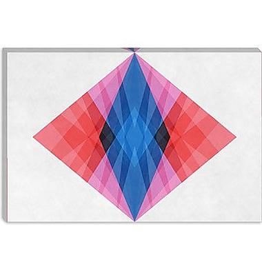 iCanvas Modern Venus Fly Trap Graphic Art on Canvas; 12'' H x 18'' W x 0.75'' D