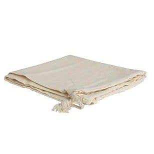 Euro Cuisine Cotton Cheese Bag