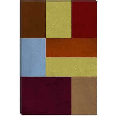 iCanvas Modern Made to Fit Graphic Art on Canvas; 26'' H x 18'' W x 0.75'' D
