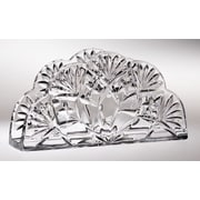 Majestic Crystal 6'' Crystal Napkin Holder