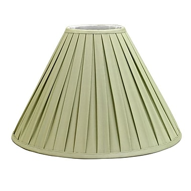 Deran Lamp Shades 18'' Empire Lamp Shade; Taupe